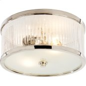 Visual Comfort AH4200PN-FG Alexa Hampton Randolph 2 Light 11 inch Polished Nickel Flush Mount Ceiling Light