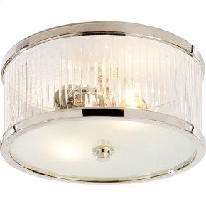 Visual Comfort AH4200PN-FG Alexa Hampton Randolph 2 Light 11 inch Polished Nickel Flush Mount Ceiling Light