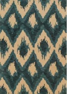 Casablanca Zina Denim Blue Rugs