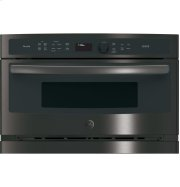 GE Profile™ Series 30 in. Single Wall Oven with Advantium® Technology Product Image