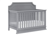 Grey Emma Regency 4-in-1 Convertible Crib