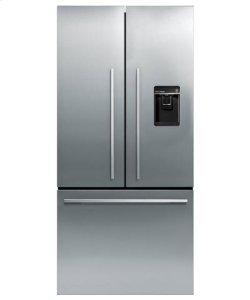 ActiveSmart™ Refrigerator - 17 cu ft Counter Depth French Door with Ice & Water