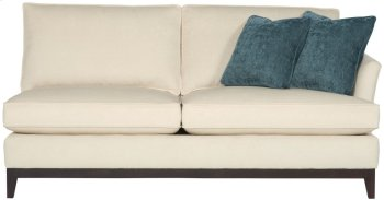 Patrick Right Arm Loveseat in Mocha (751) Product Image