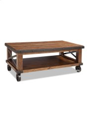 Taos Coffee Table with Caster Product Image