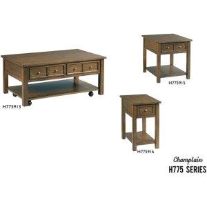 England FurnitureH775 Champlain