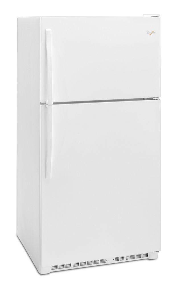Wrt311fzdw Whirlpool 33 Inch Wide Top Freezer Refrigerator