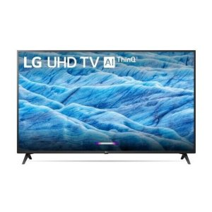 LG AppliancesLG 65 inch Class 4K Smart UHD TV w/AI ThinQ(R) (64.5'' Diag)