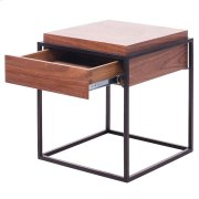 Kali End Table, Walnut Product Image