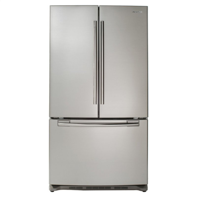 Jenn Air French Door Counter Depth Refrigerator RF266AERS in Stainless Steel by Samsung in Schenectady, NY ...