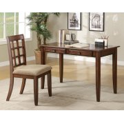 Casual Chestnut Desk Set Product Image