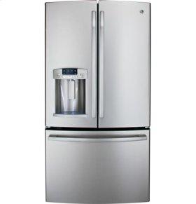GE® ENERGY STAR® 28.6 Cu. Ft. French-Door Refrigerator