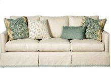 Paula Deen by Craftmaster Living Room Stationary Sofas, Three Cushion Sofas