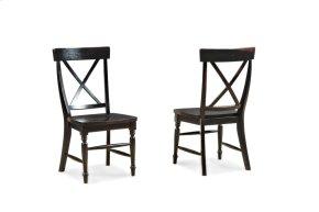 Roanoke X-Back Side Chair