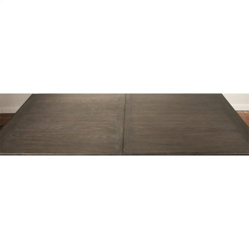 Juniper - Rectangular Dining Table - Chalk/charcoal Finish