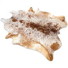 Brown & White Salt & Pepper - Hair On Hide - & White Salt/pepper - Hair On Hide