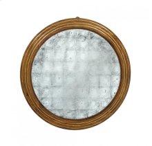 Large Round glomise Mirror
