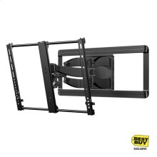 """Full-Motion+ Mount For 42"""" - 90"""" flat-panel TVs up 150 lbs."""