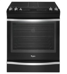 5.8 cu. ft. Front-Control Gas Range Plus True Convection