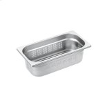 MielePerforated steam oven pan For blanching or cooking vegetables, fish, meat and potatoes and much more