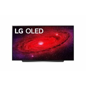 LgLG CX 77 inch Class 4K Smart OLED TV w/ AI ThinQ® (76.7'' Diag)