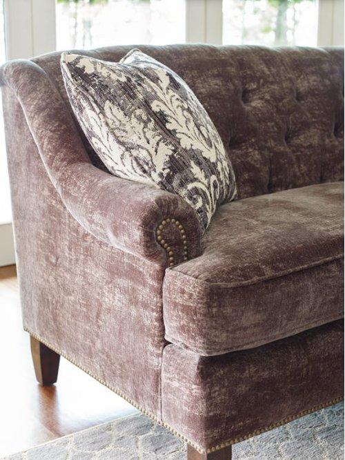 Rachael Ray by Craftmaster Living Room Stationary Sofas, Two Cushion Sofas