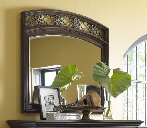 Ernest Hemingway ® Mirada Mirror (Maduro)