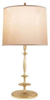 Visual Comfort BBL3003G-S Barbara Barry Lotus 33 inch 150 watt Gilded Finish Decorative Table Lamp Portable Light