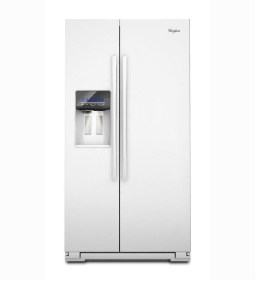 26 cu. ft. Side-by-Side Refrigerator with In-Door-Ice® Plus System