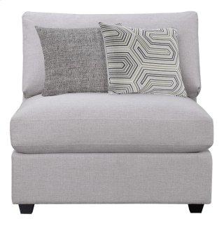 Charlotte Modular Armless Chair