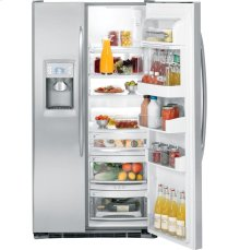 GE Profile ENERGY STAR® 23.2 Cu. Ft. Side-by-Side with Integrated Dispenser