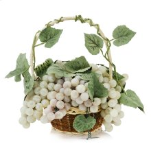Green Grape Basket