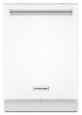 46 DBA Dishwasher With Third Level Rack   White