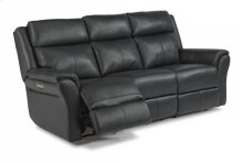 Pike Leather Power Reclining with Power Headrests