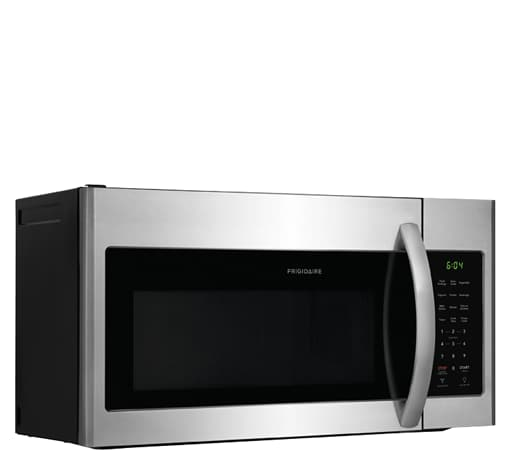 Ffmv1745ts Frigidaire 1 7 Cu Ft Over The Range Microwave