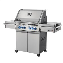Prestige PRO 500 with Infrared Rear and Side Burners