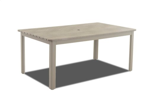 "Mesa 71"" DINING TABLE"