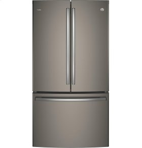 GE Profile™ Series ENERGY STAR® 23.1 Cu. Ft. Counter-Depth French-Door Refrigerator