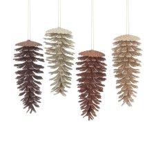 Pinecone Ornament (4 asstd).