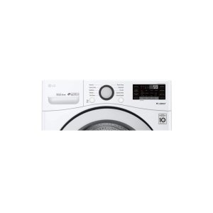LG Appliances4.5 cu. ft. Ultra Large Smart wi-fi Enabled Front Load Washer