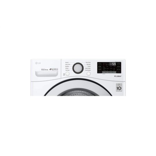 4 5 cu  ft  Ultra Large Smart wi-fi Enabled Front Load Washer
