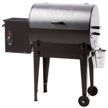 Tailgater Pellet Grill - Silver