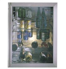 GE Monogram® Black Beverage Center with Adjustable Temperature Control