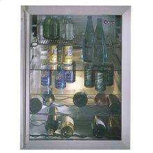 GE Monogram® White Beverage Center with Adjustable Temperature Control