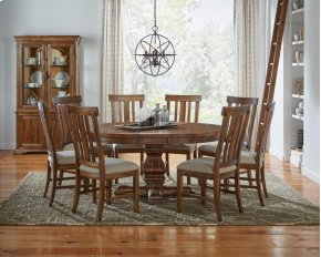 "54"" Round Pedestal Table"