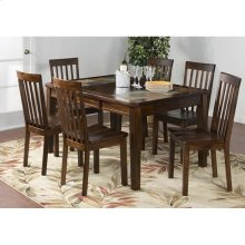 Santa Fe Extension Table W/slate