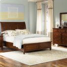 Queen Storage Bed, Dresser & Mirror, N/S Product Image