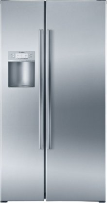 Serie  6 36'' Counter Depth Side-by-Side Refrigerator 500 Series - Stainless Steel B22CS50SNS