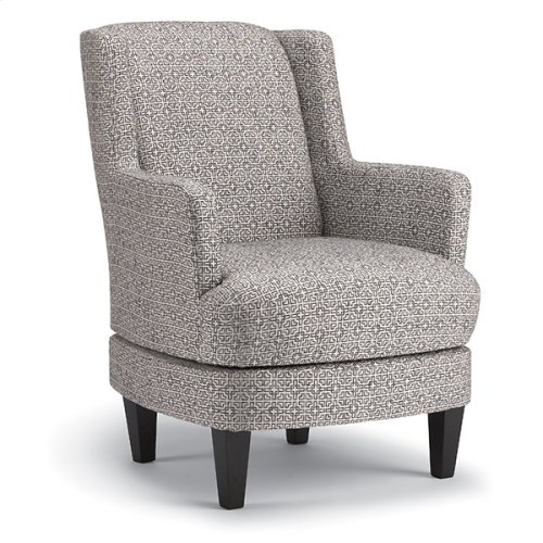 VIOLET Swivel Barrel Chair