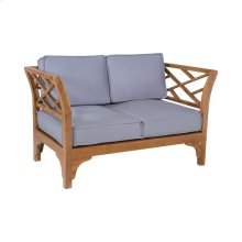 Patio Branch Love Seat Cushions (Set of 4)