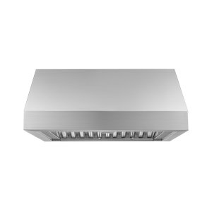 "DacorHeritage 30"" Pro Wall Hood, 18"" High, Silver Stainless Steel"
